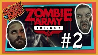 Zombie Army Trilogy Multiplayer Gameplay (Xbox One) | The Professionals | Part 2