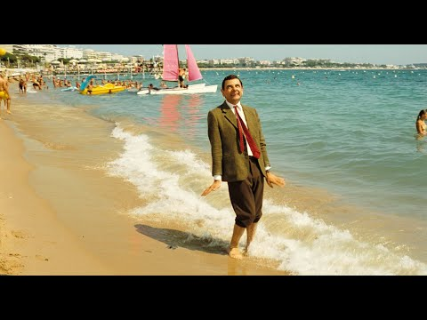 Mr Bean Swimming Pool Hd Doovi