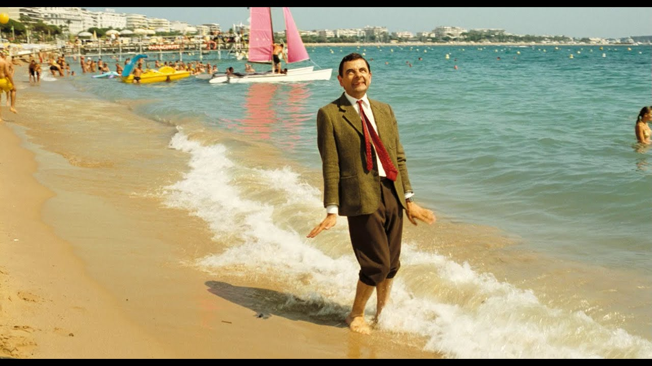 "Charles Trénet's 'La Mer' from ""Mr. Bean's Holiday"" (HD version)"
