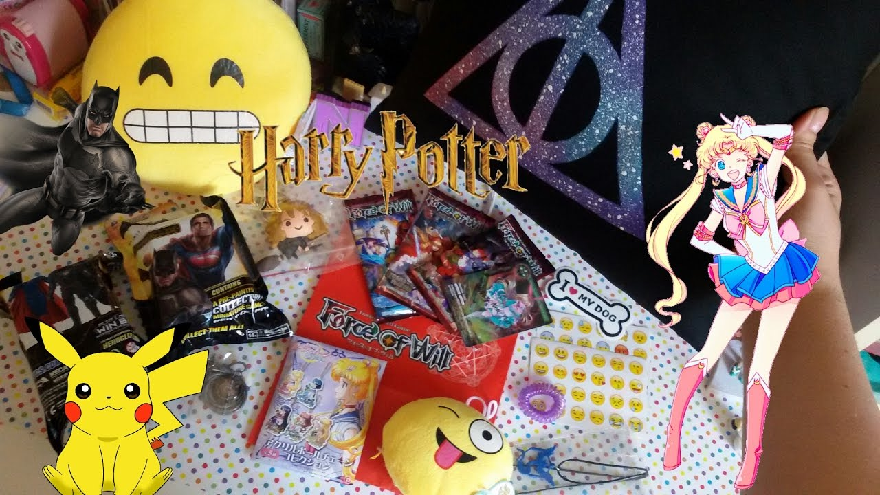 Bags Blind Potter Harry