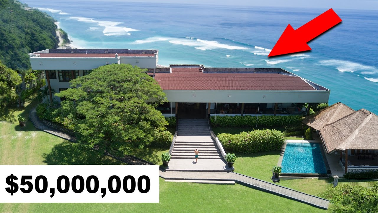 The Most Expensive Villa In Bali Day 3 Youtube