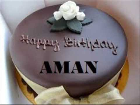 Birthday Cake Name Aman The Cake Boutique Happy birthday cakes with name and wishes are the exclusive and unique way to wish you friends & family members online. birthday cake name aman the cake boutique