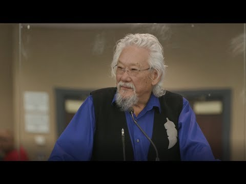 Crunch Time for Climate - Dr. David Suzuki | ChangSchoolTalks 2017