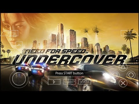 Cara Download Game Need For Speed Undercover PPSSPP Android