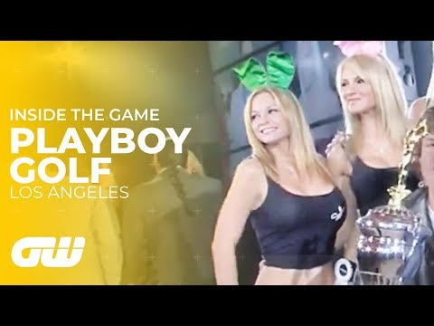 Playboy Golf Finals - With Sophie Horn