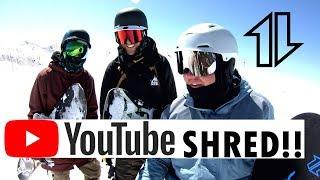 Snowboard Pro Camp / Board Archive / Ryan Knapton!