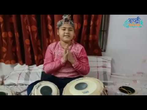 Jarur-Dekho-Lockdown-Ch-Gursikh-Bache-Da-Sidak-10-Years-Gursikh-Boy-Harjas-Singh