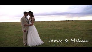 Melissa and James Wedding Film