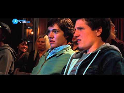 История одного вампира - промо фильма на TV1000 Megahit HD