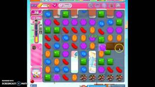 Candy Crush Level 1066 help w/audio tips, hints, tricks