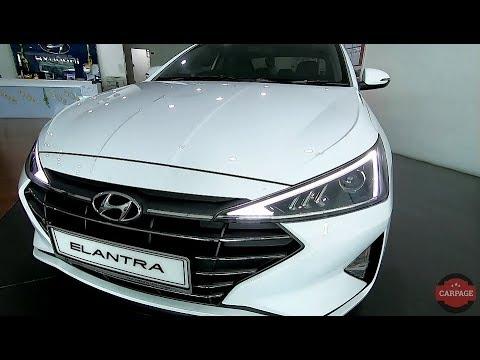 2019 Hyundai Elantra - Walkaround Video | CarPage