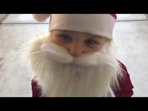 'Tiny' Santa Claus Visit | February 2016
