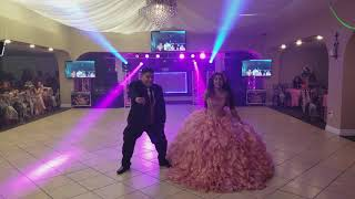 Video Quince Father Daughter Surprise Dance with Alicia download MP3, 3GP, MP4, WEBM, AVI, FLV Agustus 2018