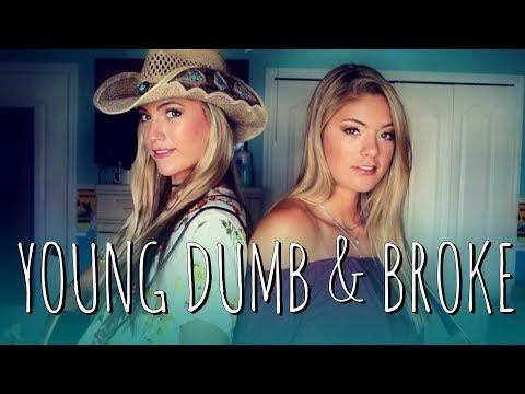 """Young Dumb & Broke"" Khalid   Diamond Dixie {COVER}"