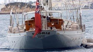 Superyacht Schooner Gloria