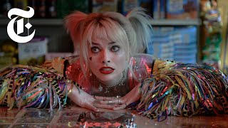 Watch Margot Robbie Fight on Roller Skates in 'Birds of Prey' | Anatomy of a Scene