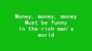 Money Money Money (Abba) - karaoke