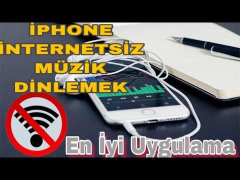 iphone da mp3 dinleme