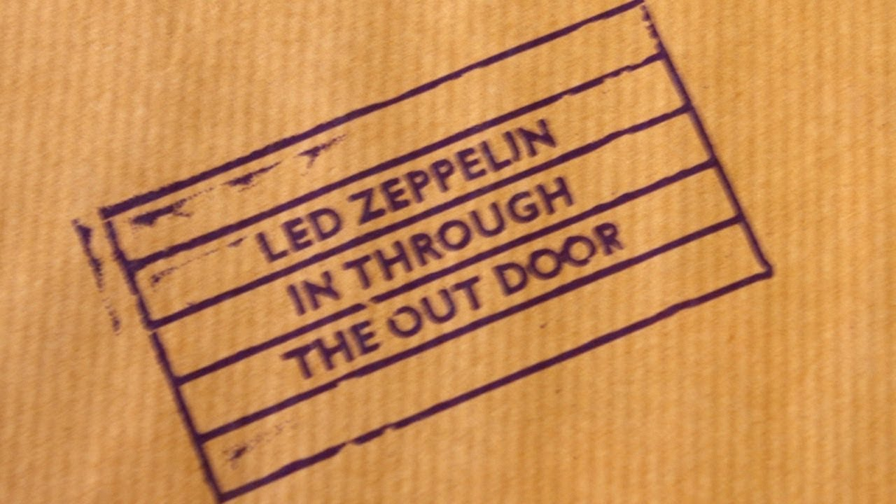 Led Zeppelin In Through The Out Door Songs Ranked Worst To