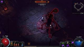 Path of Exile ED WIP Build - Vaal Oversoul