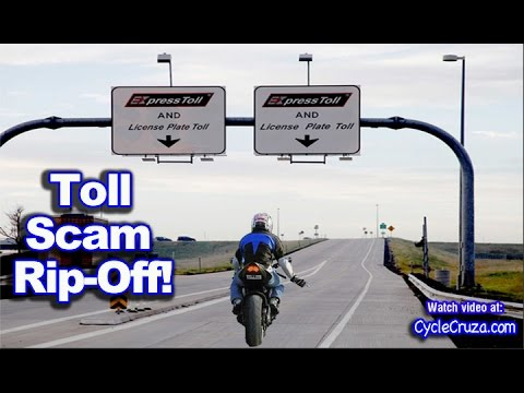 E-470 TOLL SCAM RIP-OFF! | Moto Vlog