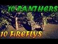 Men of War Assault Squad 2 - 10 Sherman Firefly Tanks vs 10 Panthers - Editor Scenario #37