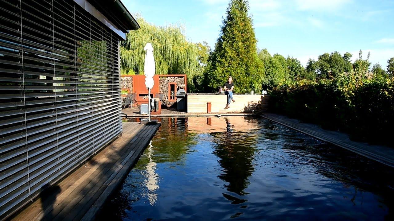 Modern Koi Blog #3017 - Die finale Gasdruckkontrolle am 70.000 Liter Teich