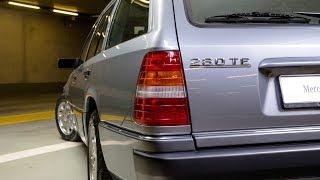 1993 Mercedes-Benz 280 TE s124 workhorse