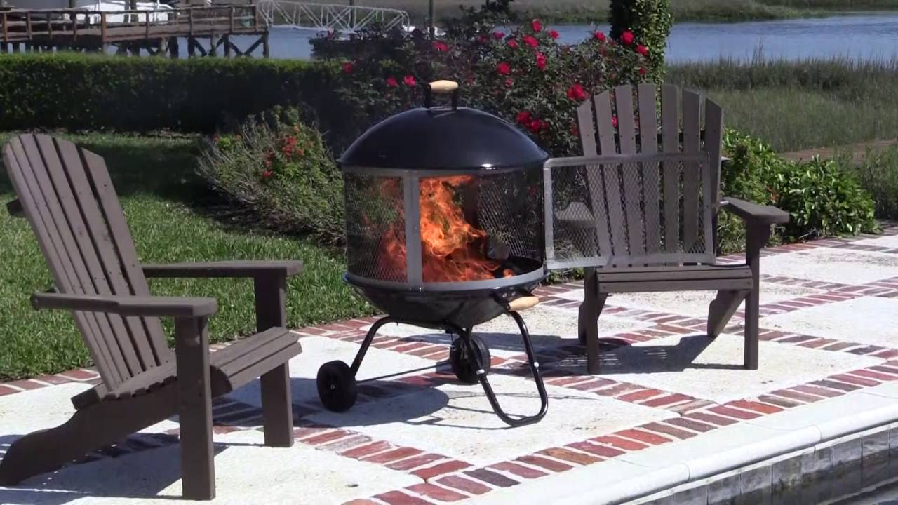 Merveilleux Fire Sense 28 Bon Fire® Patio Fireplace