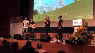 Impro Momento unplugged Snook, Alejandro Reyes, Anna Känzig, Jvan Prizio