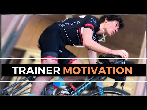 7 Hacks to Stay Motivated on the Trainer