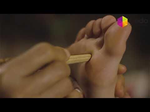 Тайский массаж стоп для двоих (Одесса)