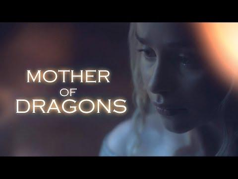 Daenerys Targaryen- Mother Of Dragons-(GoT)