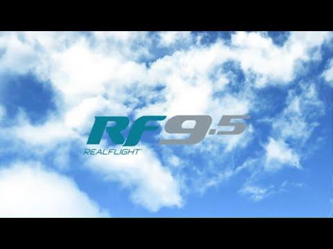 RealFlight 9.5 / RF9.5 RC Flight Simulator