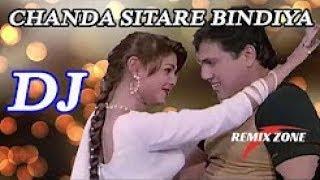 Chanda Sitare Bindiya Tumhari   DJ Dholki Mix   Hard Bass   Naseeb   DJ Hindi Song   YouTube