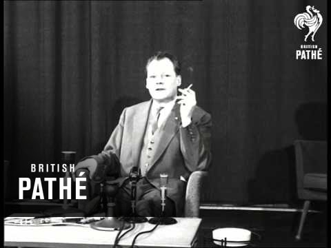 Herr Willy Brandt In London  (1959)