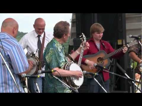 Tribute to Earl Scruggs, Doc Watson, Doug Dillard, & Everett Lilly -  Grey Fox 2012