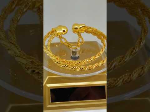 Asian Gold Bangles