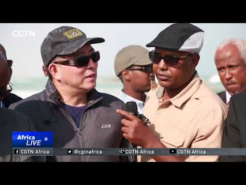Chinese engineers interested in building port in central Somalia