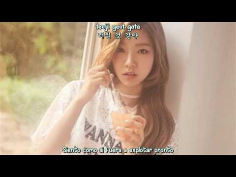 WJSN (Cosmic Girls) - BeBe (Sub Español - Hangul - Roma) HD