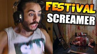 EL FESTIVAL DE LOS SCREAMERS!! | Me cago en mi vida