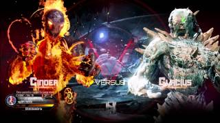 Killer Instinct Season 2 Cinder Gameplay Full HD 1080p