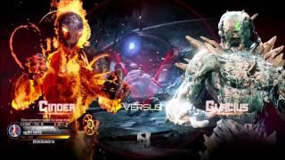 Killer Instinct Season 2 Cinder Gameplay Full Hd 1080p