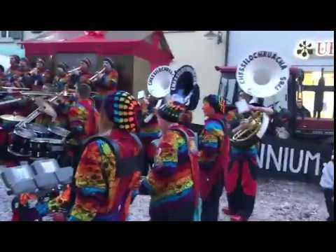 SKIN - Guggenmusik Chessilochruächä 2019