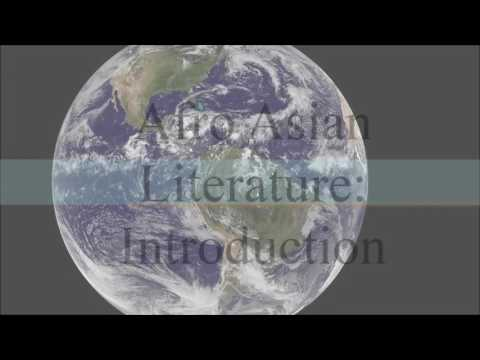 Introduction to Afro Asian Literature