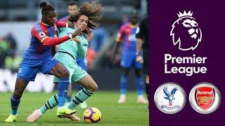 Crystal Palace vs Arsenal ᴴᴰ 28.10.2018 - Premier League | FIFA 19