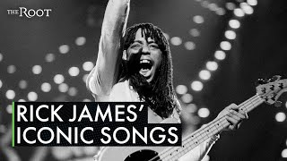 Rick James and the Stories Behind Some of His Most Iconic Music