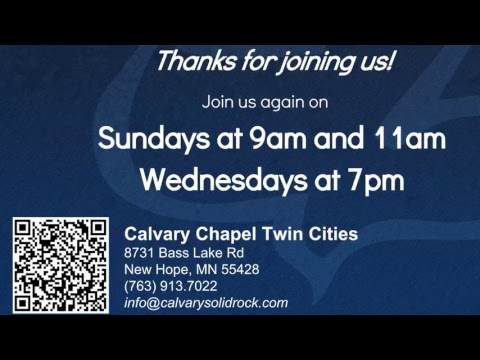 Calvary Chapel Twin Cities Live