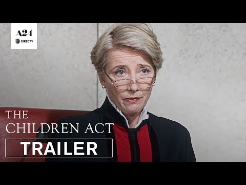 The Children Act | Official Trailer | A24