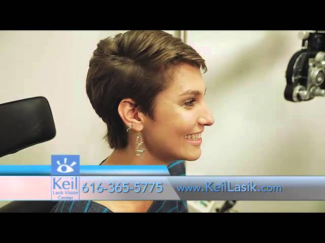 Wake Up and See Clearly 15 Second Commercial | Keil Lasik